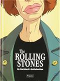Rolling Stones In Comics HC