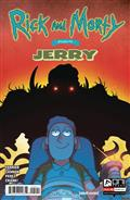 Rick & Morty Presents Jerry #1 Cvr A