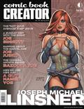 Comic Book Creator #20 (C: 0-1-1)