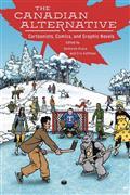 CANADIAN-ALTERNATIVE-CARTOONISTS-COMICS-GNS-HC-(C-0-1-0)