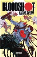 Bloodshot Rising Spirit #5 Cvr B Hamner