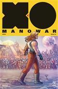 X-O Manowar (2017) #25 20 Copy Incv Portela Interlocking