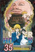 Hunter X Hunter GN Vol 35 (C: 1-0-1)
