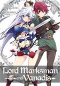 Lord Marksman & Vanadis GN Vol 10 (C: 0-1-0)