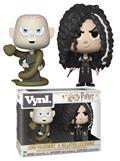 Vynl Harry Potter S5 Bellatrix & Voldemort Vin Fig 2Pk (C: 1