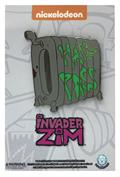 Invader Zim Hall Pass Pin (C: 1-1-2)