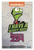 Invader Zim I Have A Mighty Need Pin (C: 1-1-2)