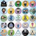 Fantastic Beasts 2 Charms 144Pc Button Dis (C: 1-1-2)