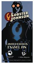 Hellboy Lobster Johnson Claw Symbol Enamel Pin (C: 1-1-2)