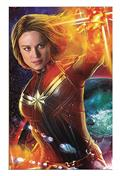 Captain Marvel Movie 11X17 Framed Print (C: 1-1-2)