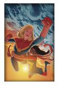 Captain Marvel & Ms Marvel 11X17 Framed Print (C: 1-1-2)