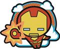 Marvel Kawaii Iron Man Pin (C: 1-1-1)