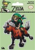 Nintendo Legend of Zelda Link And Epona Patch (C: 1-1-2)