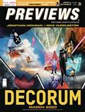 Previews #378 March 2020 * Includes A Free DC Previews