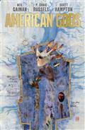 Neil Gaiman American Gods HC Vol 03 Moment Storm (C: 1-1-2)