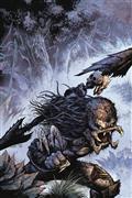 Predator Hunters III #2 (of 4) Cvr B Wayshak Glow Dark Ink