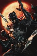 Detective Comics #1021 Card Stock Lee Bermejo Var Ed