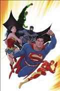 Justice League #42 Card Stock Mikel Janin Var Ed