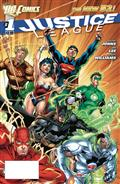Dollar Comics Justice League #1 2011