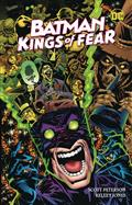 Batman Kings of Fear TP