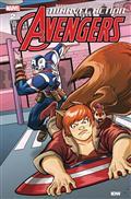 Marvel Action Avengers (2020) #2 Cvr A Mapa