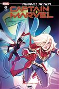 Marvel Action Captain Marvel #6 Cvr A Boo (C: 1-0-0)