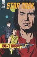Star Trek Hells Mirror Cvr A Smith