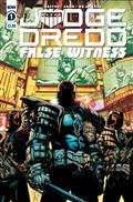 Judge Dredd False Witness #1 Cvr A Zama (C: 0-1-2)