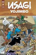 Usagi Yojimbo Color Classics #3 Cvr A Sakai