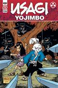 Usagi Yojimbo #9 Cvr A Sakai