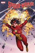 Spider-Woman #1 Yoon Classic Cvr