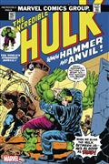 Incredible Hulk #182 Facsimile Edition