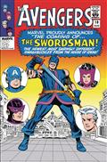 True Believers Empyre Swordsman #1
