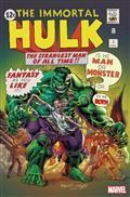 Immortal Hulk #33 Bennett Var