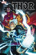 Thor #4 Garron Spider-Woman Var