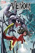 Venom #24 Rock-He Kim Spider-Woman Var