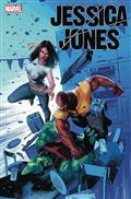 Jessica Jones Blind Spot #6 (of 6)