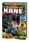 Solomon Kane Original Marvel Years Omnibus HC Dm Var