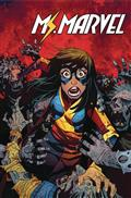 Ms Marvel By Saladin Ahmed TP Vol 02 Stormranger