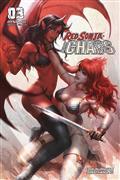 Red Sonja Age of Chaos #3 Cvr D Kunkka