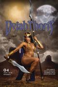 Dejah Thoris (2019) #4 Cvr E Tasha Cosplay Uk
