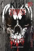 Kiss Zombies #5 Cvr A Suydam