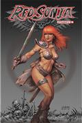 Red Sonja #14 Cvr B Linsner