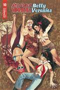 Red Sonja Vampirella Betty Veronica #10 Cvr A Dalton