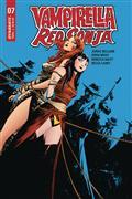 Vampirella Red Sonja #7 Cvr A Lee