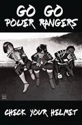 Go Go Power Rangers #30 Cvr B Mercado Var (C: 1-0-0)