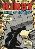 KIRBY-KING-OF-THE-COMICS-ANNIV-ED-SC