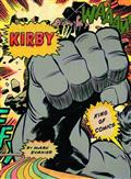 KIRBY-KING-OF-THE-COMICS-HC-NEW-PTG