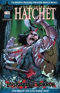 Hatchet Unstoppable Horror #1 Cvr A Main Carratu (MR)