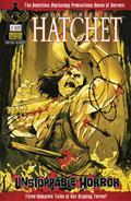 Hatchet Unstoppable Horror #1 Cvr C Ltd Ed Bloody Var (MR)